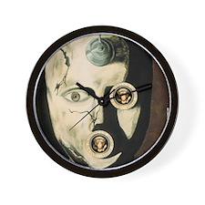 see_no_evil Wall Clock