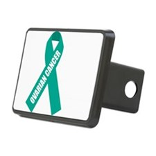 Ovarian-Cancer-Hope-blk Hitch Cover