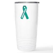 Ovarian-Cancer-Hope-blk Travel Mug