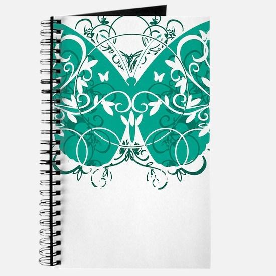 Ovarian-Cancer-Butterfly-blk Journal
