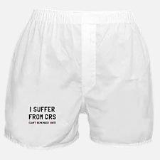 CRS Remember Shit Boxer Shorts