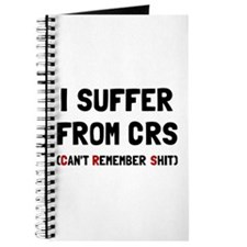 CRS Remember Shit Journal