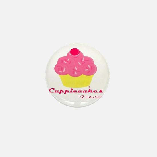 Cuppiecakes Mini Button