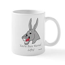 R.A.S. You've Been Warned Mug