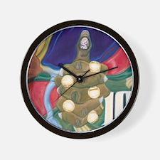 fivedeadlyvenoms Wall Clock