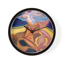 manisdoomed Wall Clock