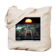 Z-06-SCENIC-ST LOUIS SUNSET Tote Bag