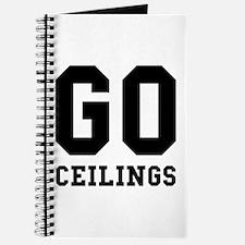 Go Ceilings Fan Joke Journal