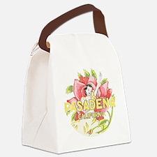 Vintage Pasadena Canvas Lunch Bag