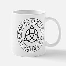 Triquetra Rune Shield.png Mugs