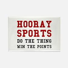 Hooray Sports Magnets