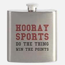 Hooray Sports Flask