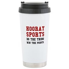 Hooray Sports Travel Mug