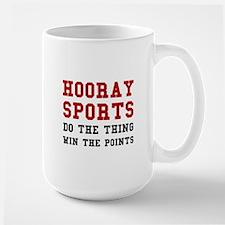 Hooray Sports Mugs