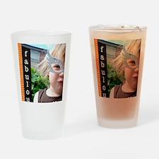 beyourself Drinking Glass