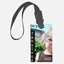 beyourself Luggage Tag
