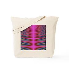 Pink Tie Dye Tote Bag