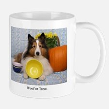 Woof or Treat Mugs