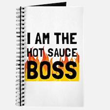 Hot Sauce Boss Journal