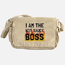 Hot Sauce Boss Messenger Bag