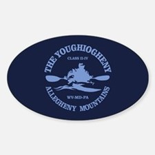 Youghiogheny River Decal