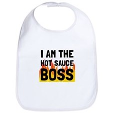 Hot Sauce Boss Bib