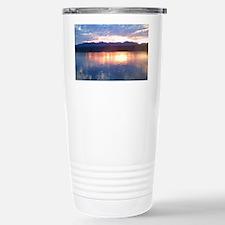 peaklightsunset Travel Mug