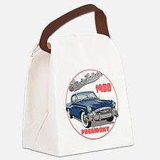 55StuPresBlu-C3trans Canvas Lunch Bag