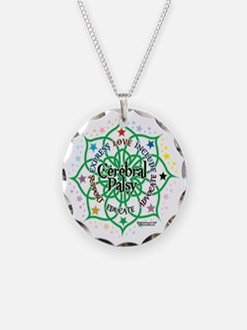 Cerebral-Palsy-Lotus Necklace
