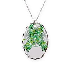 Cerbral-Palsy-Butterfly-Ribbon Necklace
