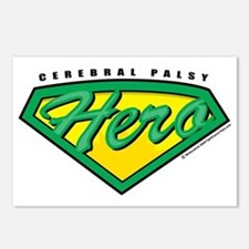Cerebral-Palsy-Hero Postcards (Package of 8)