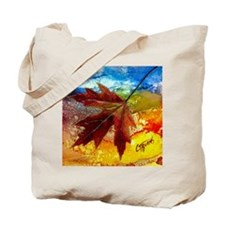 leaf design by gg Tote Bag