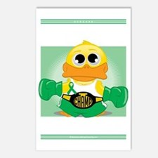 Knock-Out-Cerebral-Palsy- Postcards (Package of 8)