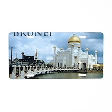 Brunei1 Aluminum License Plate