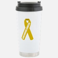 Childhood-Cancer-Hope-blk Travel Mug