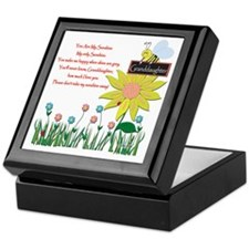 You Are My Sunshine Grandaughter Keepsake Box