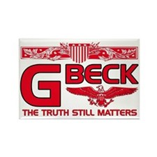 The Truth Still Matters 2 Rectangle Magnet