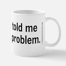voicesonwhite Mug