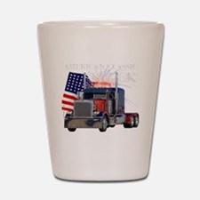 2-Am_Dark_Peterbilt_CP Shot Glass