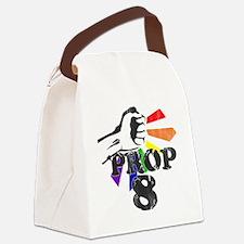 smash prop 8 Canvas Lunch Bag