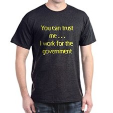 """Government Worker"" T-Shirt"