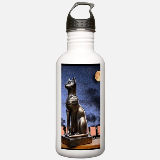 Dreaming of Schrödinge Water Bottle