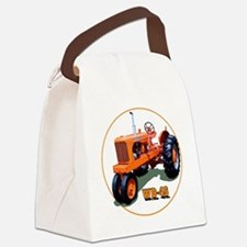 AC-WD45-C3trans Canvas Lunch Bag