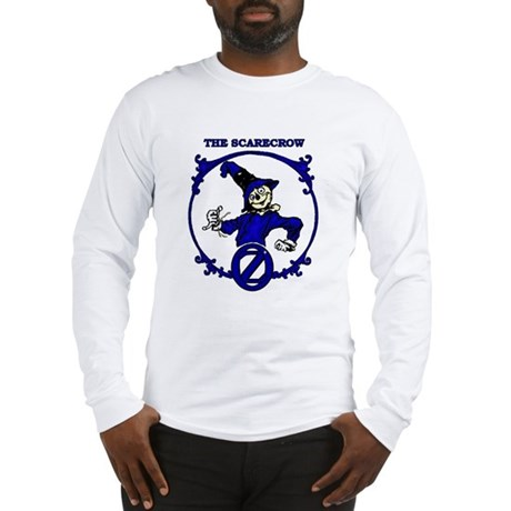 The Scarecrow of Oz Long Sleeve T-Shirt