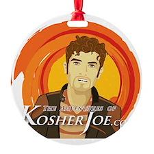 Kosher-Joe-t-shirt Ornament