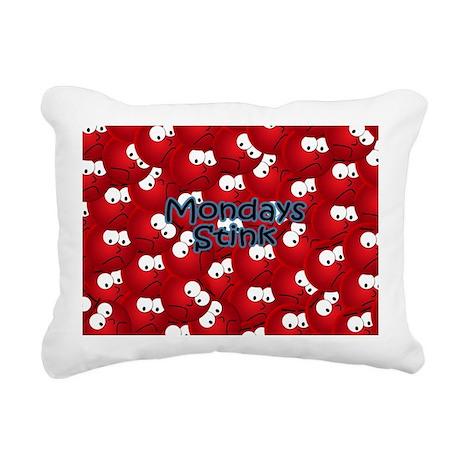 mousecrazy Rectangular Canvas Pillow