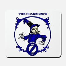 The Scarecrow of Oz Mousepad