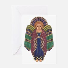 Celtic Angel Greeting Card