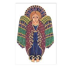 Celtic Angel Postcards (Package of 8)