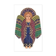 Celtic Angel Decal